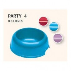 Μπωλ Ferplast Party 4 0.3Lt Mixed Colours