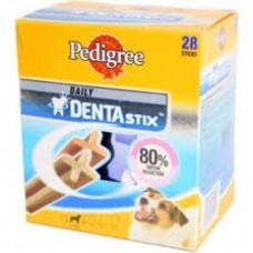 PEDIGREE DENTASTIX 28τεμ. SMALL 4x110g