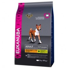 EUKANUBA ADULT MEDIUM BREED ΚΟΤΟΠΟΥΛΟ 3 KG