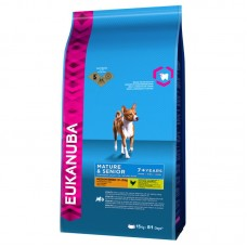 EUKANUBA MATURE & SENIOR MEDIUM BREED ΚΟΤΟΠΟΥΛΟ 3 KG