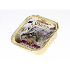 STUZZY CAT ALUCUPS STERILIZED ΚΟΤΟΠΟΥΛΟ 32 / 100G