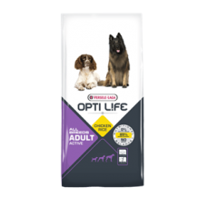 OPTI LIFE ADULT ACTIVE 12.5Kg