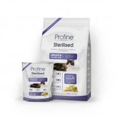 PROFINE CAT STERILIZED  1.5 kg CHICKEN & RICE