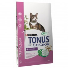 TONUS sterilized cat 15kg